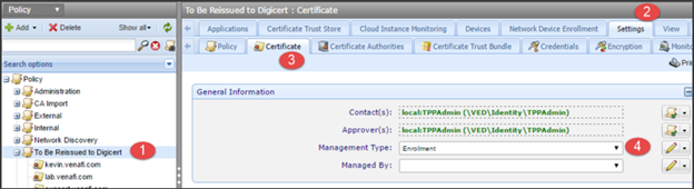 How To: Renew or Revoke multiple certificates at once