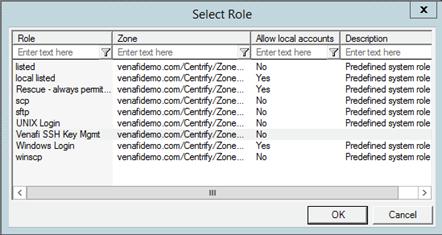Info: Configuring Privileged Access Management Integration – Venafi